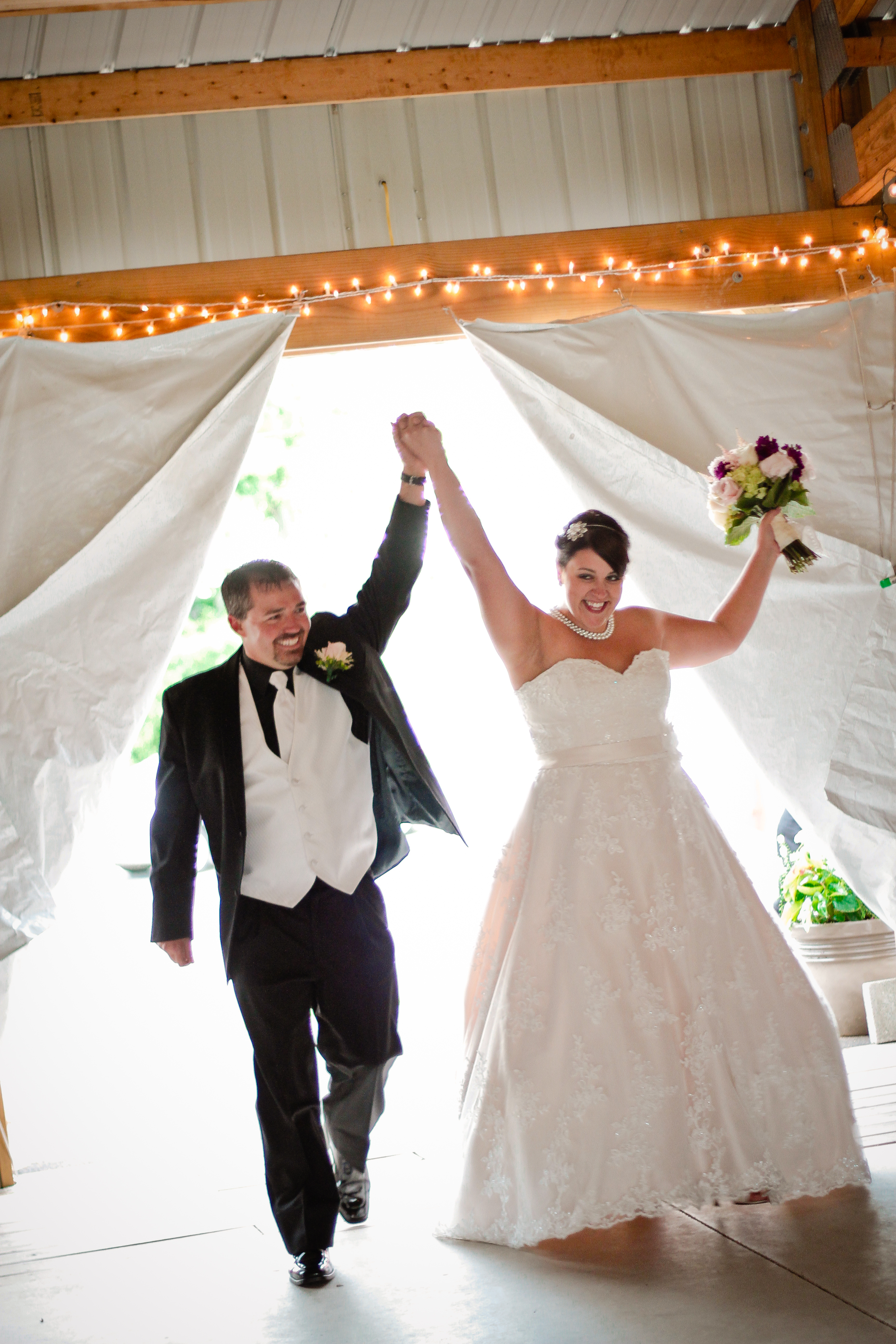 Ben & Lindsay Patrick Wedding